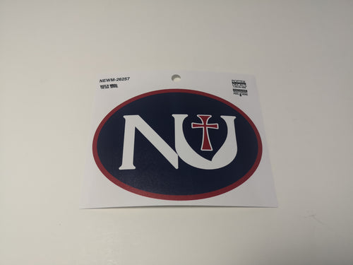 NU Potter Decal