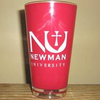 Acrylic Pint Glass