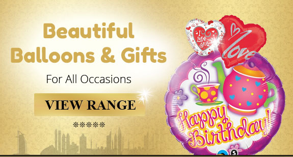Balloon Delivery Dubai Factory UAE