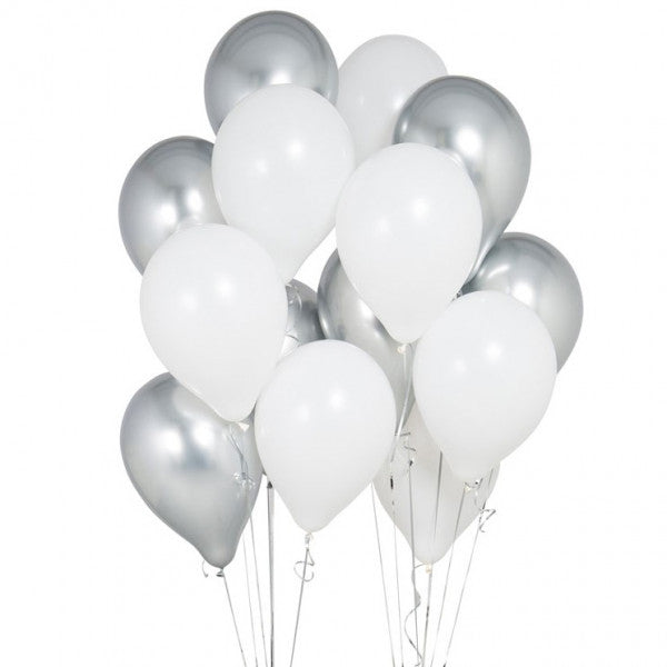 14 Innocence Party Latex Balloons