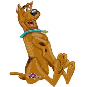 Scooby Doo AirWalkers 31 x 51in