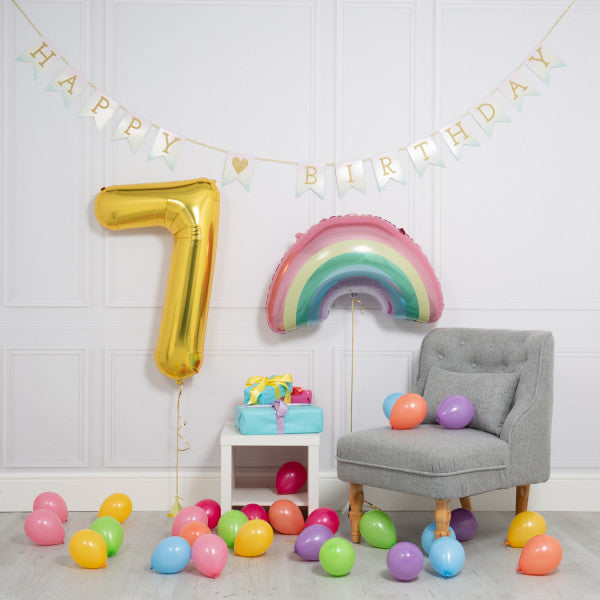 Rainbow Birthday Package