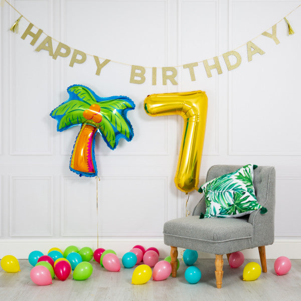 Tropical Birthday Package