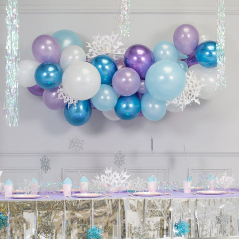 Ice Princess Balloon Cloud