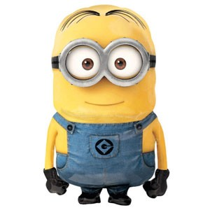 Despicable Me Minion AirWalker 28 x 43in