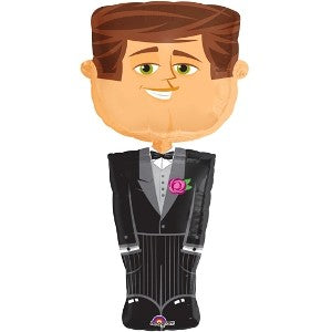 Groom Airwalker Balloon