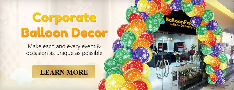 Home Balloons For Events
