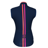 Item Two Navy Blue/Orange/Pink