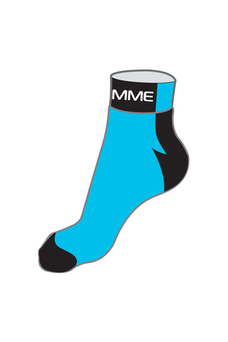 Coolmax socks Sky Blue