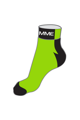 Coolmax socks Green