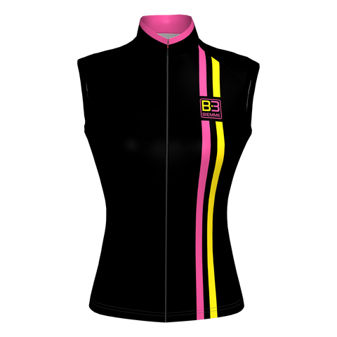 Item Two Black/Pink Fluo/Yellow Fluo