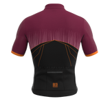 Artic Race short sleeve jersey - Purple