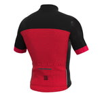 Gransasso short sleeve jersey - Red