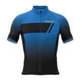 Etna short sleeve jersey - Blue Drop Fit