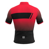 Etna short sleeve jersey - Red Race Fit
