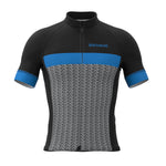 Mortirolo short sleeve jersey - Blue