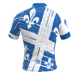 National short sleeve jersey - Quebec