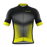 Zoncolan short sleeve jersey - Yellow