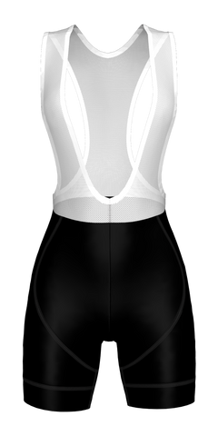 Flex Bib Shorts - Black