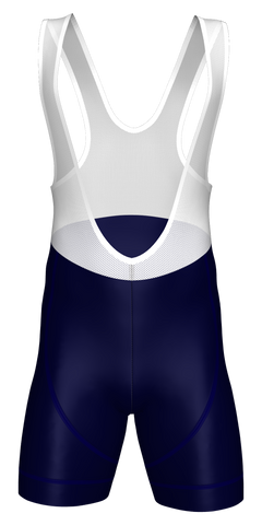 Flex Bib Shorts - Navy Blue