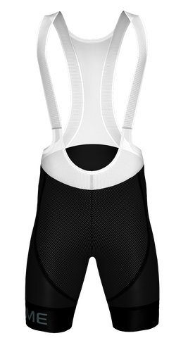 Legend Bib Shorts - Black