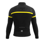Punta Veleno long sleeve jersey - Yellow