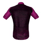 Bomb short sleeve jersey - Bordeaux