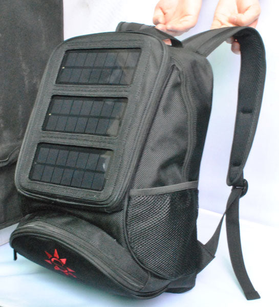 SOLZ Bag BLACKOUT
