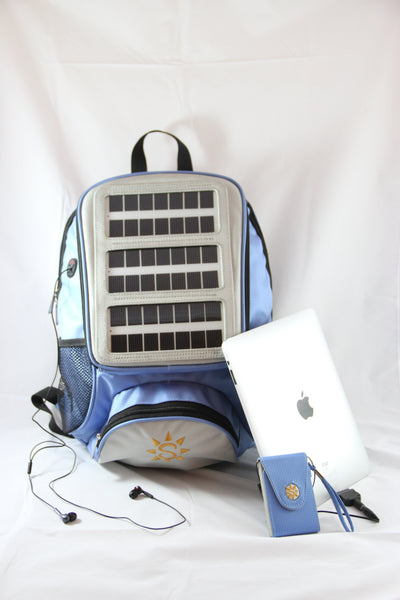 SOLZ Bag w iPad