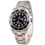 Watches GMT Rotatable Bezel Sapphire Glass for Men