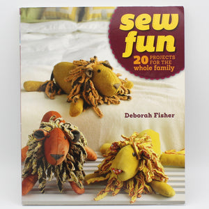 Book- Sew Fun: 20 Projects for the Whole Family