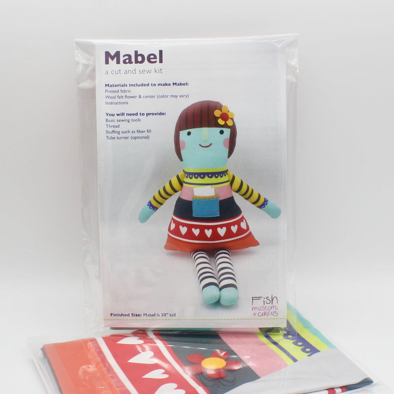 Mabel-a cut and sew kit