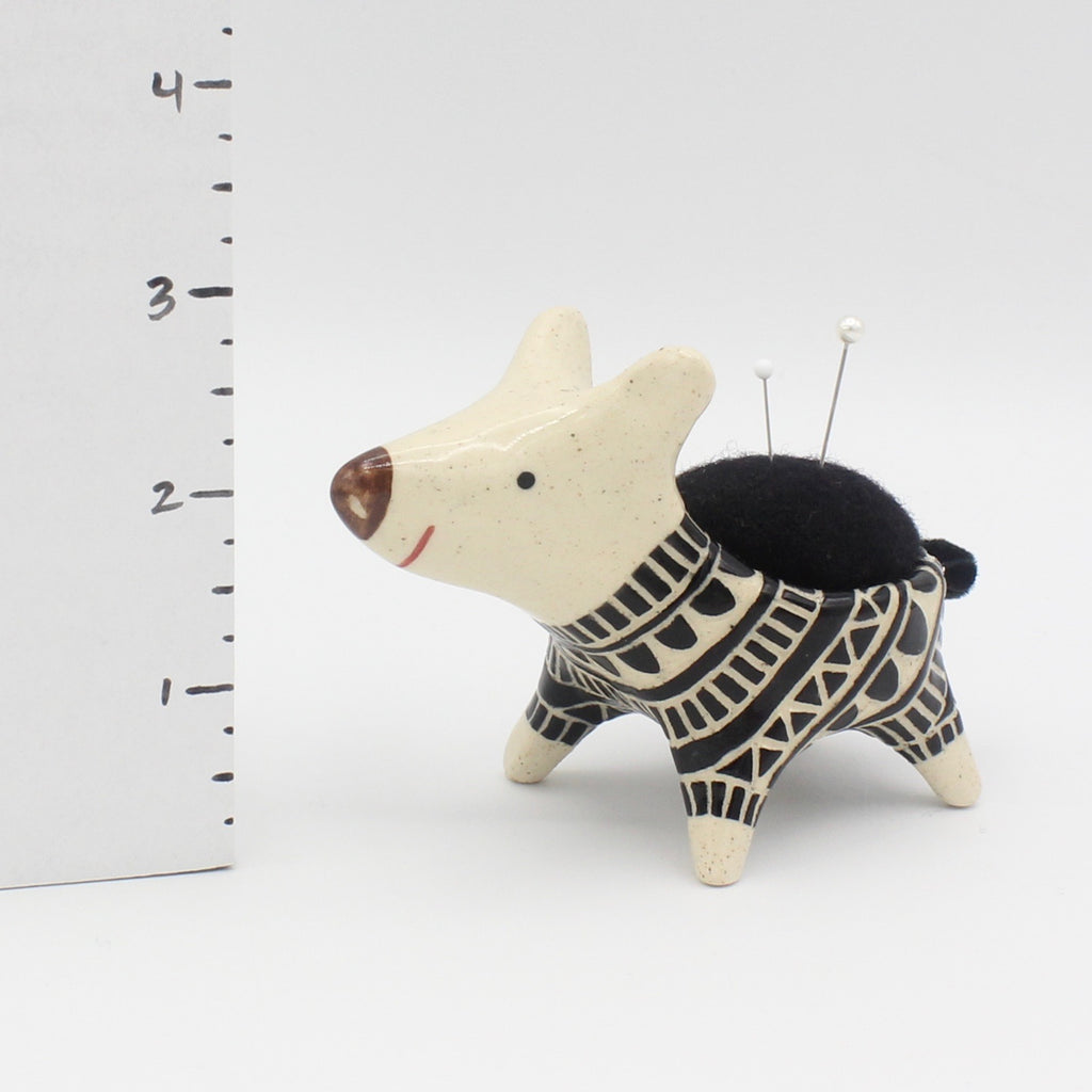 Sidekick Pincushion with Onesie