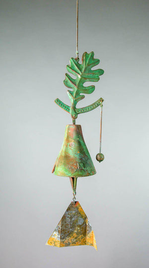 #190NC - Nature Conservancy Bronze Windbell