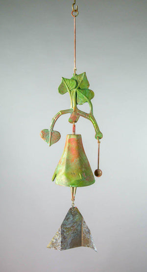 #191AC - Arizona Cottonwoods Bronze Windbell
