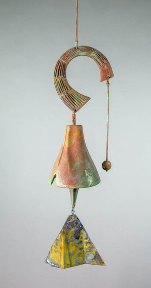#193ZB - DIFFA-Zeffero Bronze Windbell