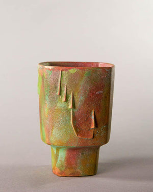 #116BP Cosanti Bronze Pot