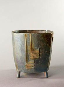 #117BP - Cosanti Bronze Pot