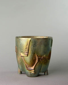 #123BP - Cosanti Bronze Pot