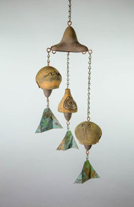 #1 - Cosanti Ceramic Bells Assembly
