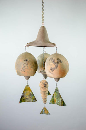 #16 - Cosanti Ceramic Bells Assembly