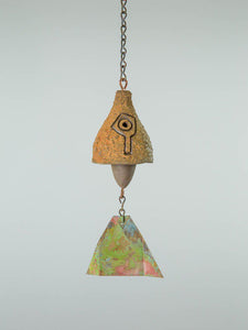 #605 - Cosanti Ceramic Windbell