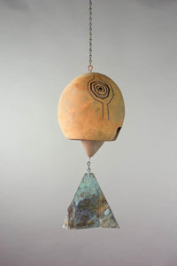 #700 - Cosanti Ceramic Windbell