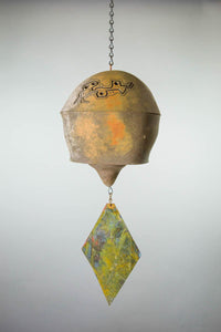 #703 - Cosanti Ceramic Windbell