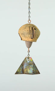 #705 - Cosanti Ceramic Windbell