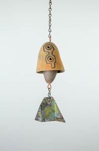#708 - Cosanti Ceramic Windbell