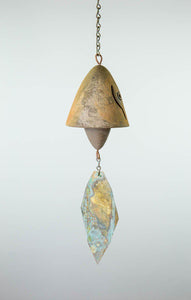 #710 - Cosanti Ceramic Windbell