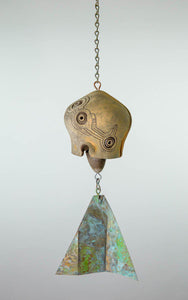 #733 - Cosanti Ceramic Windbell