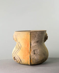 #734P - Cosanti Ceramic Pot