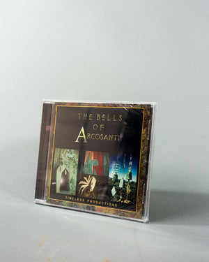 The Bells of Arcosanti CD